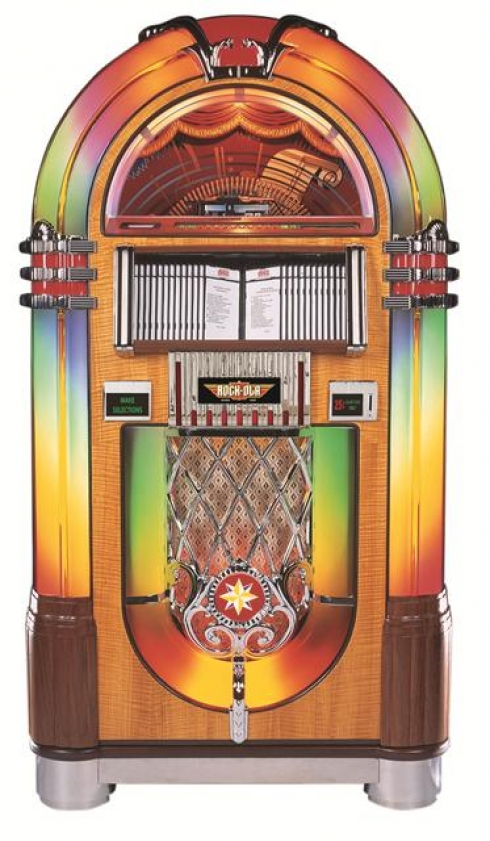 Mr Pinball - Jukeboxes